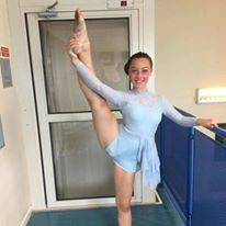 Ballet Competition Practice