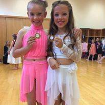 1st Place young ballet