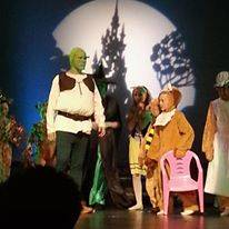 Shrek Stage Show