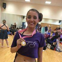 1st Place in Gym national examination